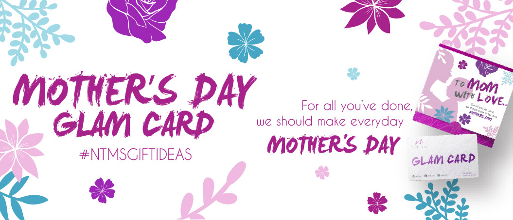 Mothers Day Glam Card
