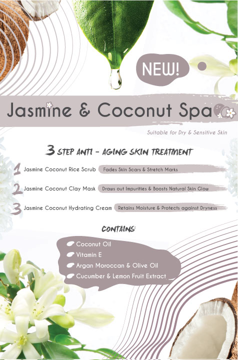 Jasmin & Coconut Spa