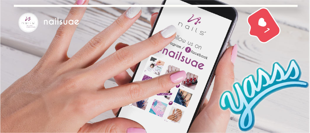 Follow Us @nailsuae